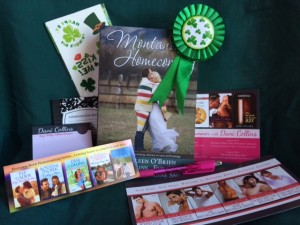 Deb Salonen Blog Giveaway Prize