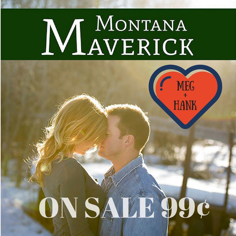Montana Maverick BookBub ad