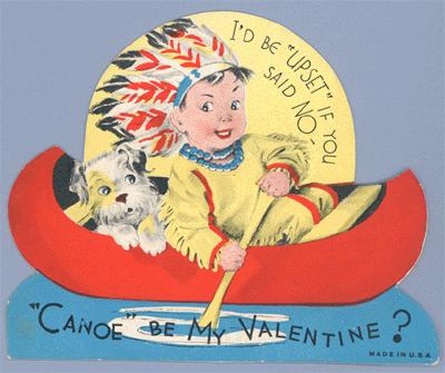 1960s valentine