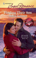 Finding Their Son, a contemporary romance novel by author Debra Salonen