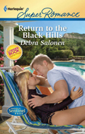 Debra Salonen contemporary romance novel Return To The Blackhills