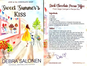 Deb KISS recipe cards