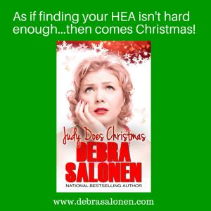 HEA Judy Does Christmas