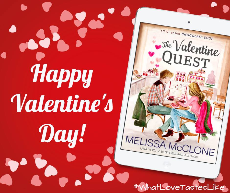 VDay Quest Melissa McClone