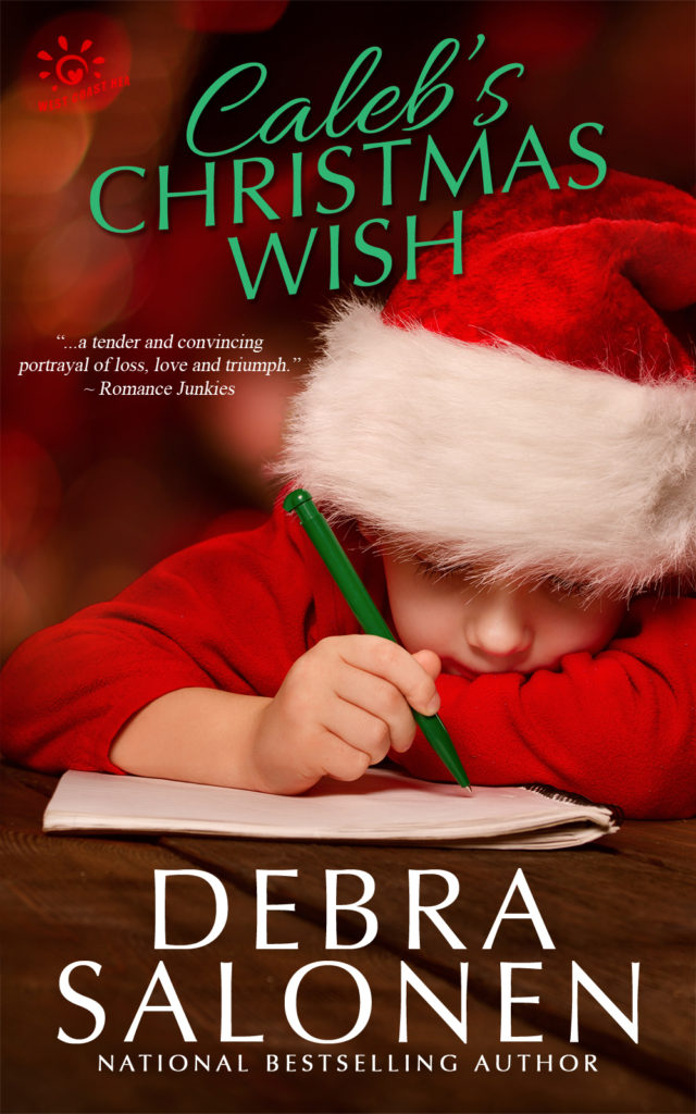 Christmas Wish.Caleb S Christmas Wish Debra Salonen