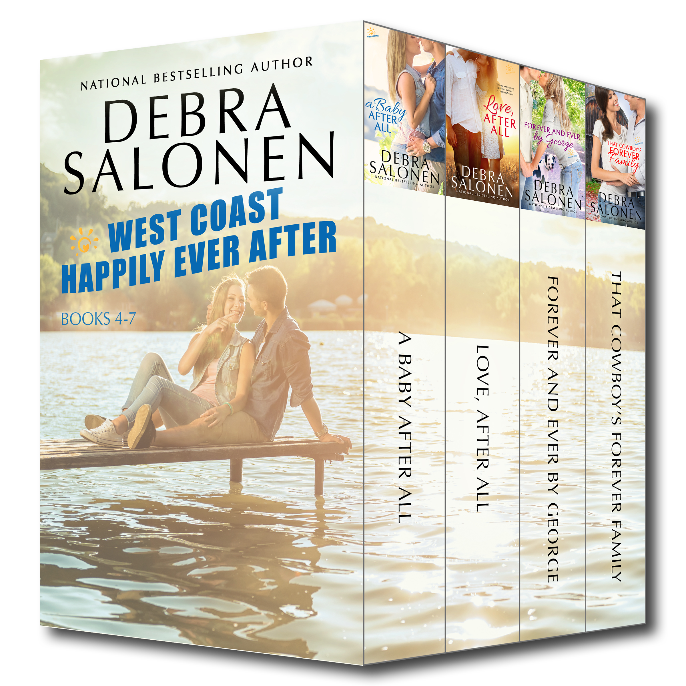 West Coast Happily Ever After Boxed Set